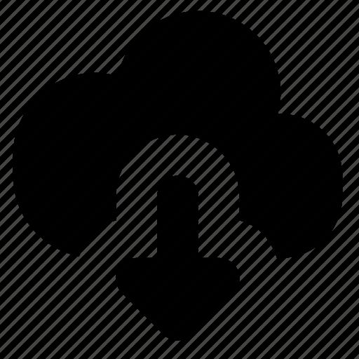 clouddownload icon