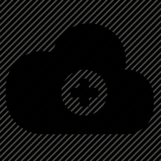 cloudadd icon