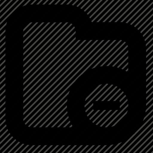 removefolder icon