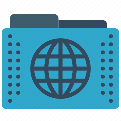 browse, files, folder, folders, internet icon