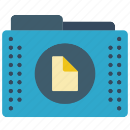 doc, document, files, folder, folders icon