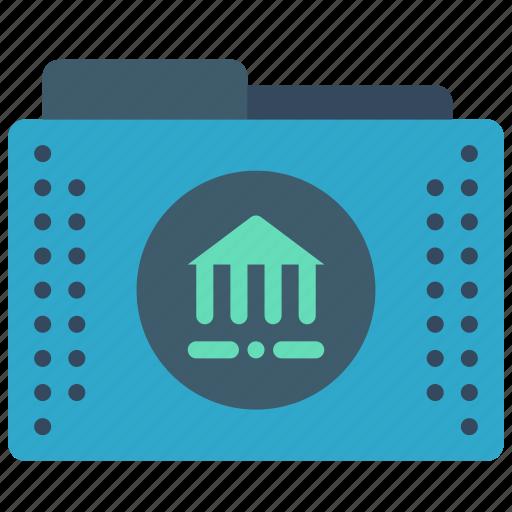 files, folder, folders, home, library icon