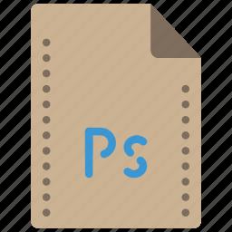 adobe, file, files, folders, image, photoshop icon