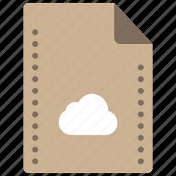 cloud, file, files, folders, remote icon