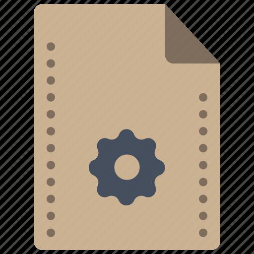 cog, config, file, files, folders icon