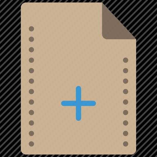 add, file, files, folders, plus icon