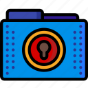 denied, files, folder, folders, lock, locked, padlock