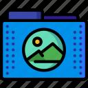 files, folder, folders, graphics, images, jpg, jpgs icon