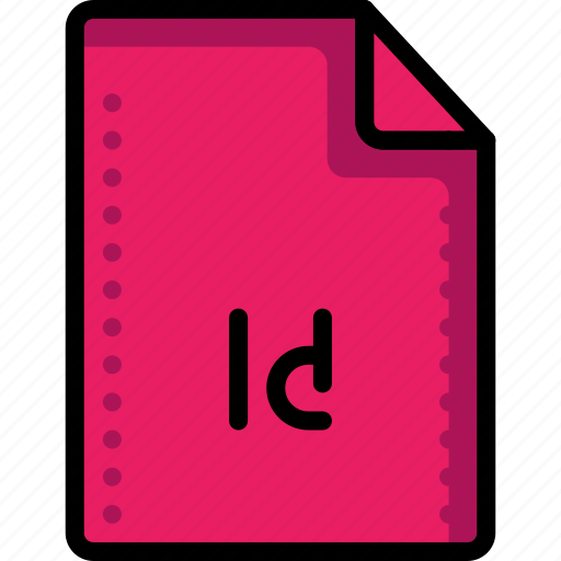 adobe, dtp, extension, file, files, folders, indesign icon