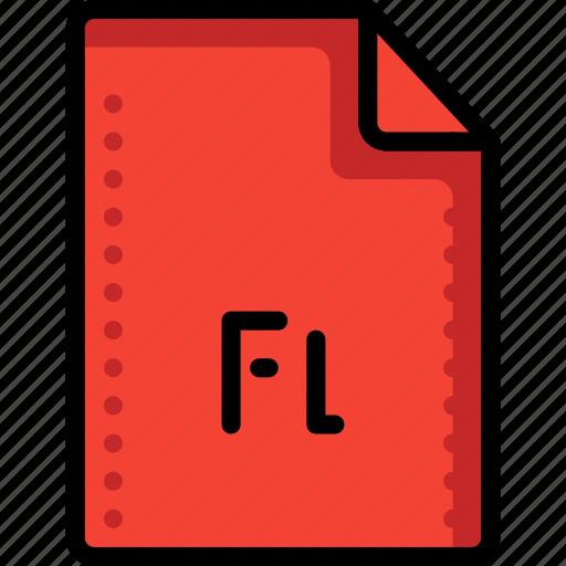 adobe, extension, file, files, flash, folders icon