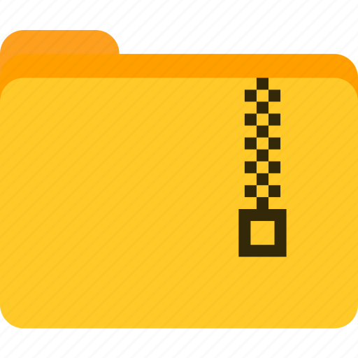 archive, documents, extension, files, format icon