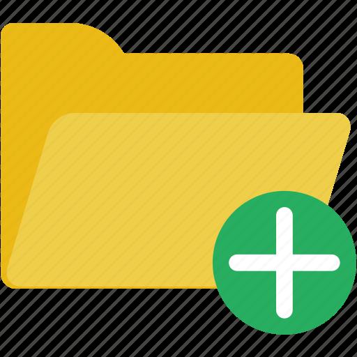 add, copy, empty, files, folder, plus icon