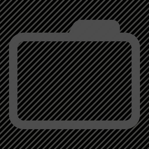 archive, closed, folder icon