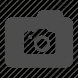 archive, camera, folder, photo icon