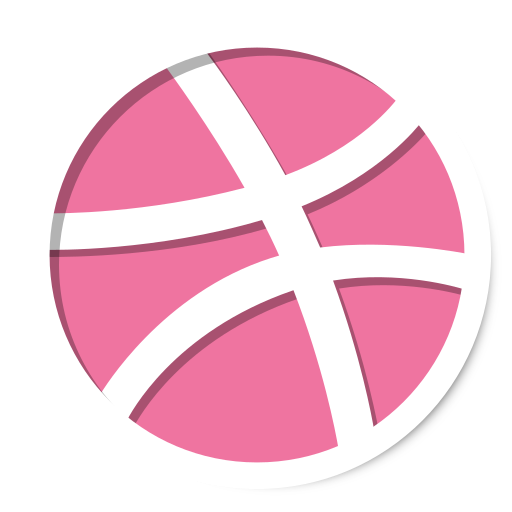 Dribbble icon - Free download on Iconfinder