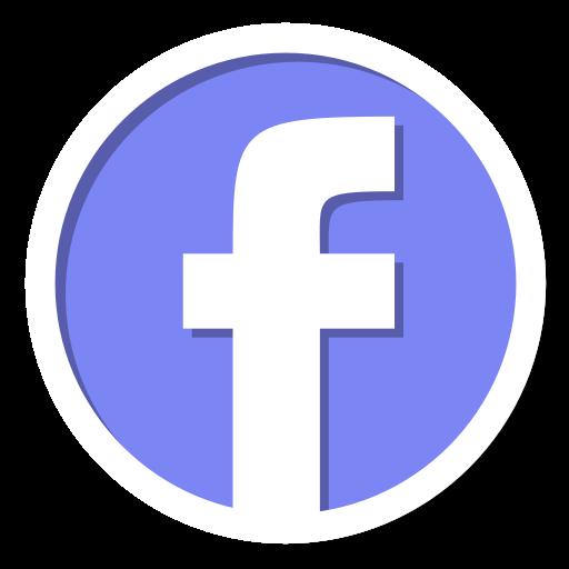 fac, facebook, follow icon