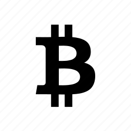 b, bit, bitcoin, coin, money icon