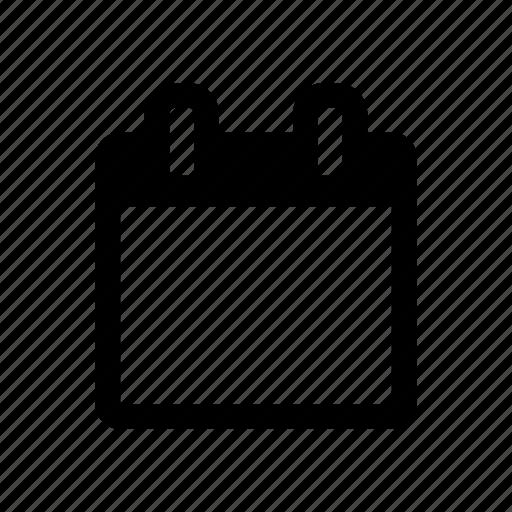 agenda, calendar, date, event, platform icon