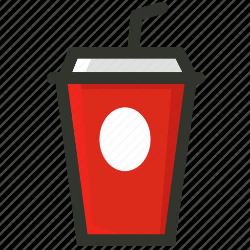 beverage, coke, drink, soda, soft drink icon