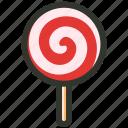 candy, food, kids lollipop, lollipop, sticky pop, sweet icon