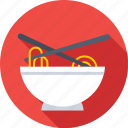 food, noodles, pasta, spaghetti, vermicelli icon