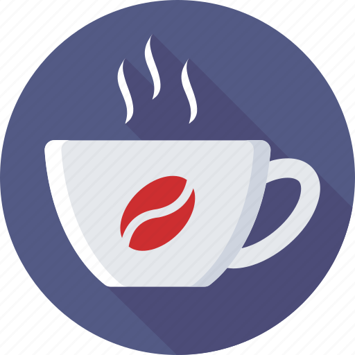 cappuccino, coffee, espresso, hot tea, tea cup icon