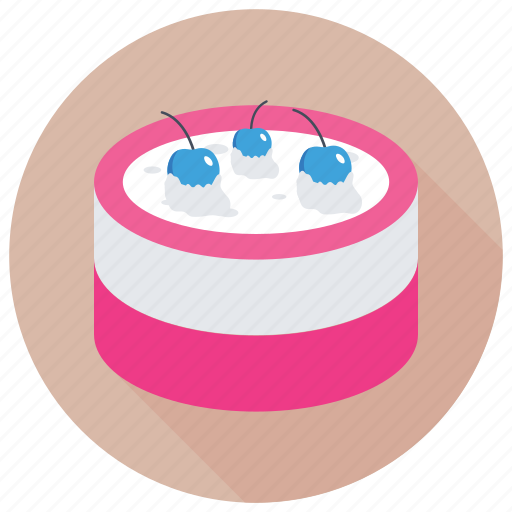 bakery, cake, dessert, food, sweet icon