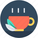 cup, green tea, herbal tea, hot tea, tea cup icon