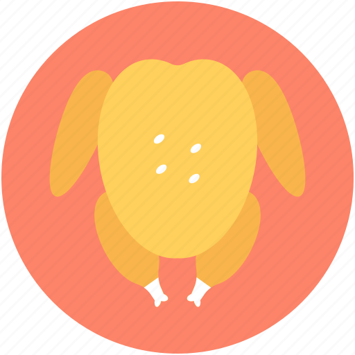 Chicken, grilled food, roast, roast chicken, turkey roast icon - Download on Iconfinder