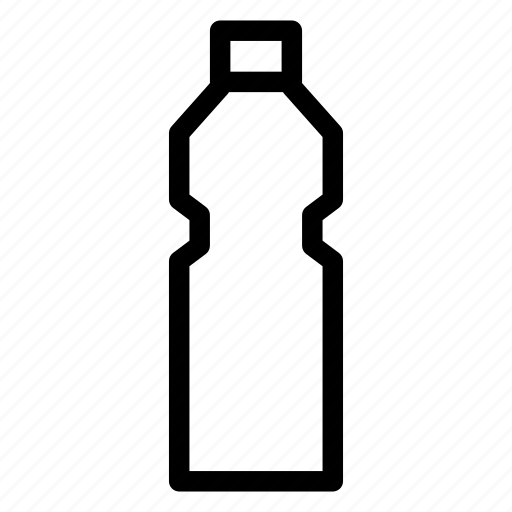 bottle, bottled water, plastic bottle, water, water bottle icon