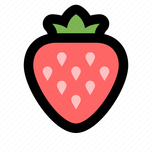 berry, dessert, food, healthy, strawberry, sweet icon