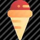 cream, dessert, gelato, icecream, milk icon