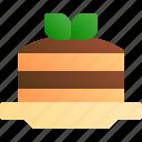 cake, coffee, dessert, italian, tiramisu
