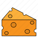 cheese, dessert, food, meal, sweet