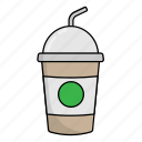 coffee, drink, food, hot drink icon