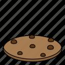 cookie, cookies, dessert, food, meal icon