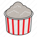 bioskop, film, food, movie, popcorn