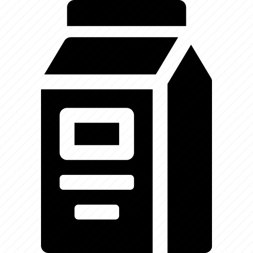 Carton, container, dairy, drink, juice, milk icon - Download on Iconfinder