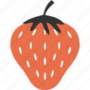 berry, food, fruit, strowberry, sweet icon