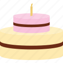 cake, food, tart icon