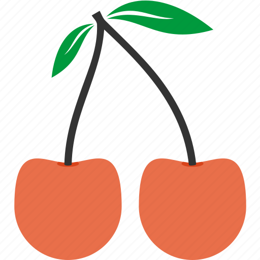 Cherry, food, fruit, sweet icon - Download on Iconfinder