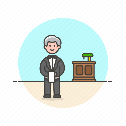 food, host, man, person, restaurant, server, waiter icon