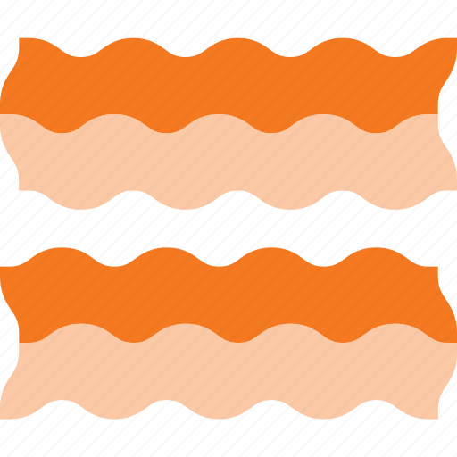 bacon, eat, food, grill icon