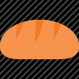 bakery, bread, eat, food icon