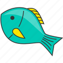 fish, restaurant, sea, seafood icon