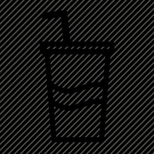 Food, water, coke, drink, soda icon