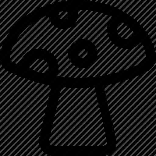 Food, fungi, mushroom, vegetable icon - Download on Iconfinder