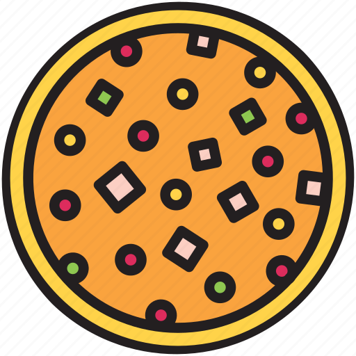 food, junk-food, pizza icon