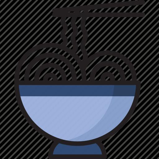 food, junk-food, noodles icon