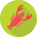 food, crustaceans, seafood, lobster, restaurant